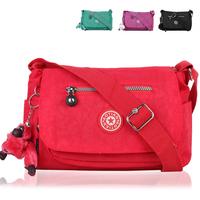 newly 2014 designer brand shoulder monkey female messenger bag sport cross body bag free shipping