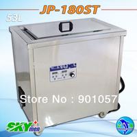 Large tank 360-900W power adjustable industrial ultrasonic cleaner JP-180ST 1 year warranty