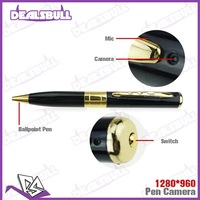 New Mini Pen Camera DVR Hidden Video Camcorder 1280X960 30Fps 30Pcs/Lot DHL Free Shipping