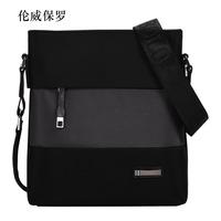 Shoulder bag messenger bag casual commercial canvas bag oxford fabric male bags