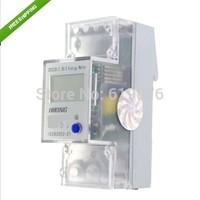 DDS238-2 SW 5(65)A 230V 50HZ  Single phase Din rail KWH Watt hour din-rail energy meter LCD
