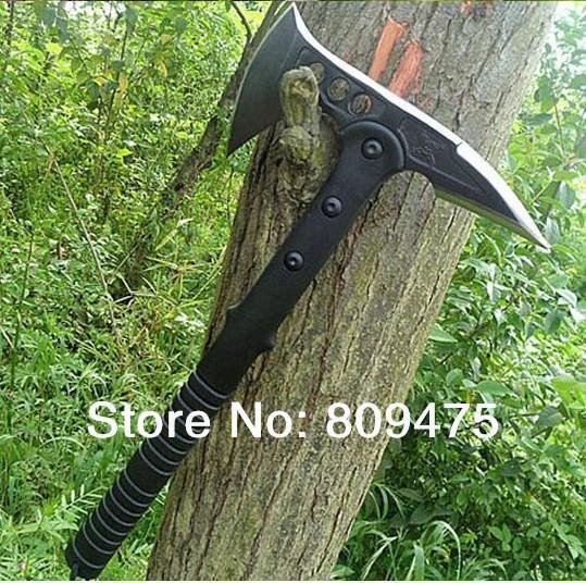 High Quality devil tomahawk M48 HAWK SOG mountain axe hatchet fire axe camping axe camping equipment(China (Mainland))