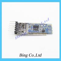 Free Shipping! 5pcs/lot HM-10 transparent serial port Bluetooth 4.0 module with logic level translator