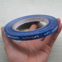25M Butterfly Table Tennis Tape PVC Foam Edge sponge Tape Set For Table Tennis Blade