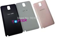 Galaxy Note 3 N900 N9005 N900A N900B  original back cover housing repair parts battery cover for note 3