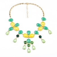 Fashion fashion accessories medium-long fresh all-match pendant necklace pendant necklaces pendants best friend