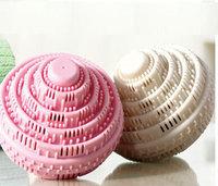 Magic washing ball eco-friendly superacids 2pcs nano laundry powder