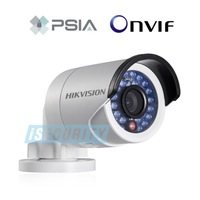1.3 MP Hikvision CCTV mini IR bullet waterproof Network IP onvif camera support POE DS-2CD2012-I, Free shipping