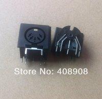 50 PCS  x PKG12,PCB Panel Mount MIDI Female DIN5 Jack Jacks,D501