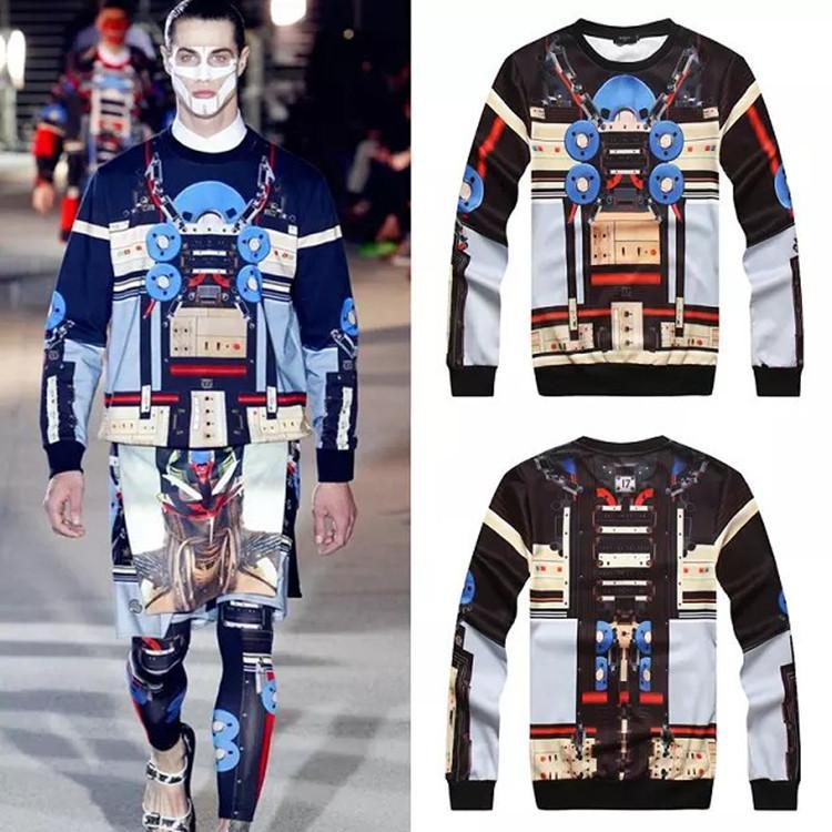 2014 nova marca menino london GD logotipo da águia grossa camisola esporte pulôver manga longa Lazer Sportswear(China (Mainland))