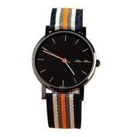Men Sports Watches Brand Luxury men Quartz Watch Canvas Strap Wristwatches Analgo Relojes de Marca Military watch Army Discount