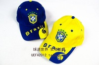 free shipping  football fans sporting breathable absorbent sun Benn cap cotton embroidered LOGO
