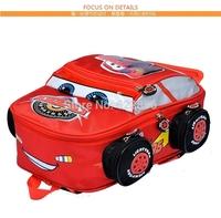 Free shipping!Pormotion!2014 New Car children Cartoon Bag Cute Kids Satchel Designer Jelly Candy bag School Backpacks Full