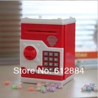 2014 Promotional Mini Size Password ATM Safe Box, Piggy bank