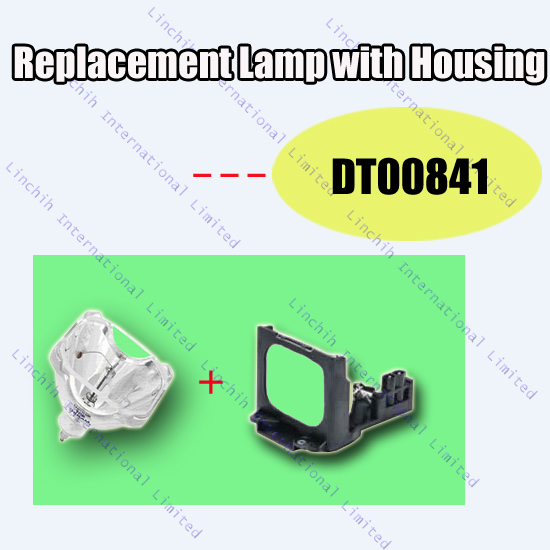 Проекторная лампа For Hitachi DT00841 Hitachi CP /x 308; CP /x 32; CP /x 400; CP /x 417; CP/x417wf; ED /x 30 free shipping dt01151 hs200ar08 2e original projector lamp for cp rx79 cp rx82 cp rx93 ed x26 with 180 days