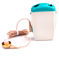 Free shipping CE sound amplifier  voice amplifie Anlogue Hearing aid Hearing Health Products