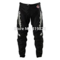 Troy Lee Designs TLD GP Pant Hot Rod Black Racing Pants Motocross Cross Country trousers Sports Pants Black