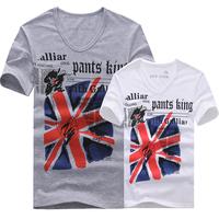 Cheap casual summer short sleeve men t shirt flag design men t-shirt teenager boys t shirt S/M/L/XL/XXL/3XL/4XL