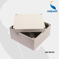 200*200*95 mm Size Newest ABS IP66 Hot Sales Waterproof Plastic Switch Enclosure Box With CE Approval (DS-AG-2020-S)