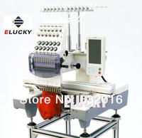 1201/1501 Single Head  Cap/T-shirt/ Flat /Tubular Embroidery Machine
