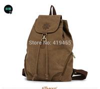 Top fasion 2014 Vintage casual Canvas Backpacks Rucksack school bag bookbag retro casual Satchel Women Girl best price
