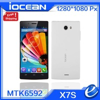 MTK6592 octa core 1.7Ghz iocean X7S Elite smartphone 5inch 1920x1080 2GB RAM 16GB Rom 13.0MP camera free SG shipping