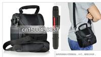 2 in1 Lens Cleaning Pen Lens pen + Camera Case Bag for S&ny A37/A35/A57/A65/A77/HX200 HX100 NEX-F3 NEX-F3K NEX-C3 NEX-5N NEX-5R