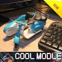 1:10 Italy classics motorcycle model sheep alloy motorcycle model