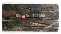 Ancient wood mosaic kitchen backsplash tiles pattern NWMT069 natural wood mosaic tiles 3d wood wall tiles mosaics