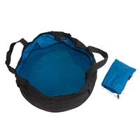 L0245 Random Color 8.5L Portable Foldable Folding Washbasin washing Footbath portable Camping Outdoor Basin Fishing Barrel