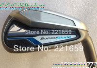 2014 New Golf Clubs TM-SpeedBlade golf irons set 4 5 6789PAS(9pcs)Dynamic Gold Steel shaft Club DHL Free shipping
