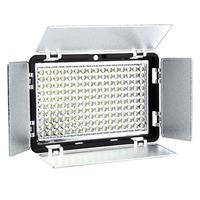 DOF HVR-D160 160 LED Video Light with Barndoor for DV Camcorder and DSLR Camera by F&V