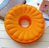 cake decorating tools new 2014 Large silicone cake molds  bread cake mould pizza mould toast molds wholesale