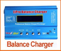 Freeshipping 1set Battery Balance Charger Original IMAX B6 Lipo Digital Balance Charger Charging Adapter Wholesale Brand New