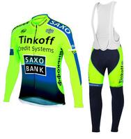 2014 New  design  Men's Bianchi blue and white Cycling Wear bike  ciclismo apparel clothing wear t-shirts jersey +bib shorts set