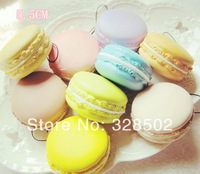 squishies wholesale 40pcs Super squishy New Colors macaroon kawaii Squishy cake charm Phone Charm Key Chain Free Shipping