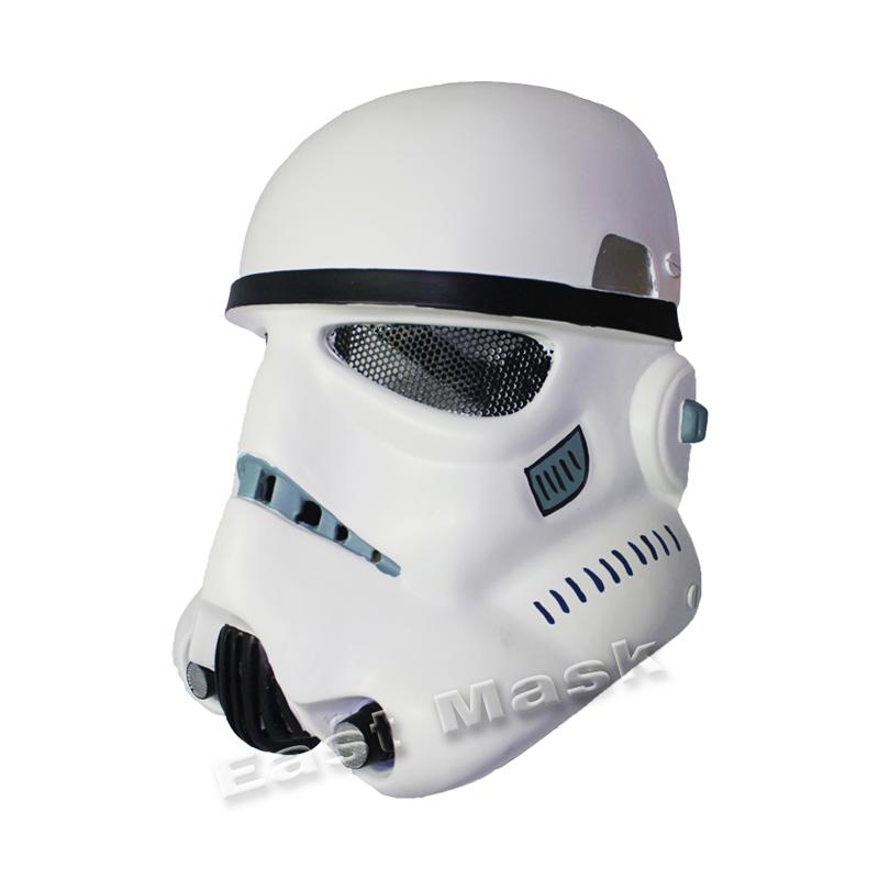 Star Wars White Mask Star Wars White Soldiers