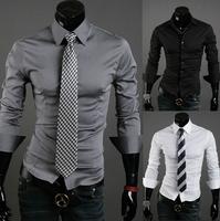 New 2014 airforce uniform military style men dress shirts plus size long sleeve mens button shirt 10 colors M-XXL free shipping