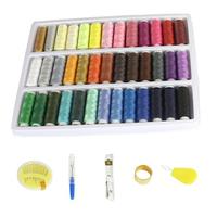 39 colors sewing box set hand tools thread Handmade needlework kit New Supplies