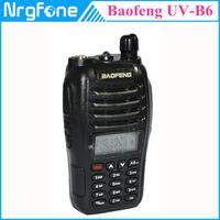 Baofeng UV-B6 Dual Band Interphone VHF 136-174MHz & UHF 400-470MHz 5W 99 Channels Two-way Radio A1012A Walkie Talkie