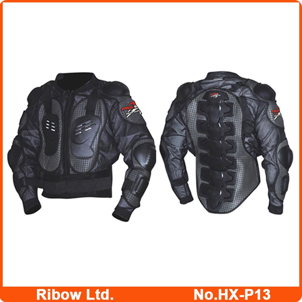 Body armor motocross protection motorcycle armour jacket protective gears armadura jaquetas moto HX-P13(China (Mainland))