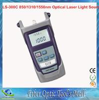 FTTH Tool LS-300C 850/1310/1550nm Light Optical Source Fiber