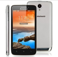 Lenovo S650 smart phones 4.7 inch IPS MTK6582 Quad core 1.3GHz 1GB RAM 8GB Dual SIM WCDMA GPS 8.0MP Camera