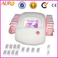Cheapest Price + 100% Guarantee!!! 66 Factory Sale Latest laser liposuction machine fat reducting salon equipment for sale
