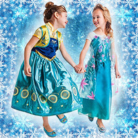 Exclusive promotions! 2014 new arrive. Girl party dress. Princess dress. Girl print dress. Children's clothes. Free shipping!