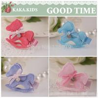 4 colors 2014 fashion Small horse hair pin /children accessories