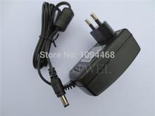 1pcs AC 100V-240V Converter Adapter DC 5V 3A / 1000mA Power Supply EU Plug AC/DC 5.5 mm x 2.1mm(China (Mainland))