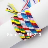 new design handmade Brazilian Style boy and girl friendship bracelets