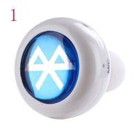 New 2014 Mini ultra small mini mobile Phone Universal Wireless Bluetooth earphone headphone for Iphone Samsung