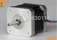 NEMA 17 Stepper Motor 42BYGHW609 56oz-in 40mm 1.7A CE ROSH ISO CNC Laser Grind Foam Plasma Cut  High Quality in 3D Printer